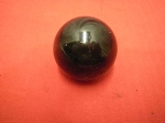 64-81 Black Chrome Shifter Knob