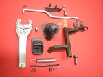 68-72 Skylark Clutch Linkage Kit
