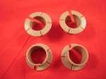 #14004821 Clutch & Brake Pedal Bushings (New OEM)