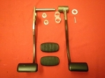 (R) 56-57 Corvette Clutch and Brake Pedal Set