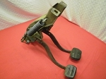 (OEM) 58 Chevy Passenger Car Pedal Assembly