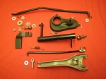 61 Chevy Passenger Car Clutch Release Linkage Kit