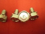 Bellhousing Shield Bolts (R)