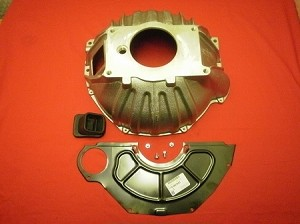 "Chevy 11"" Clutch Housing Kit"