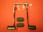 56-57 Corvette Clutch and Brake Pedal Set (R)