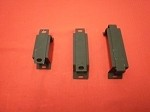 64-65 Chevelle Manual Console Brackets