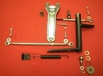 64-66 Lemans Clutch Linkage Kit (R)