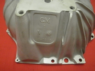 Identification and Pictures of the Chevy 3840383 Bellhousing