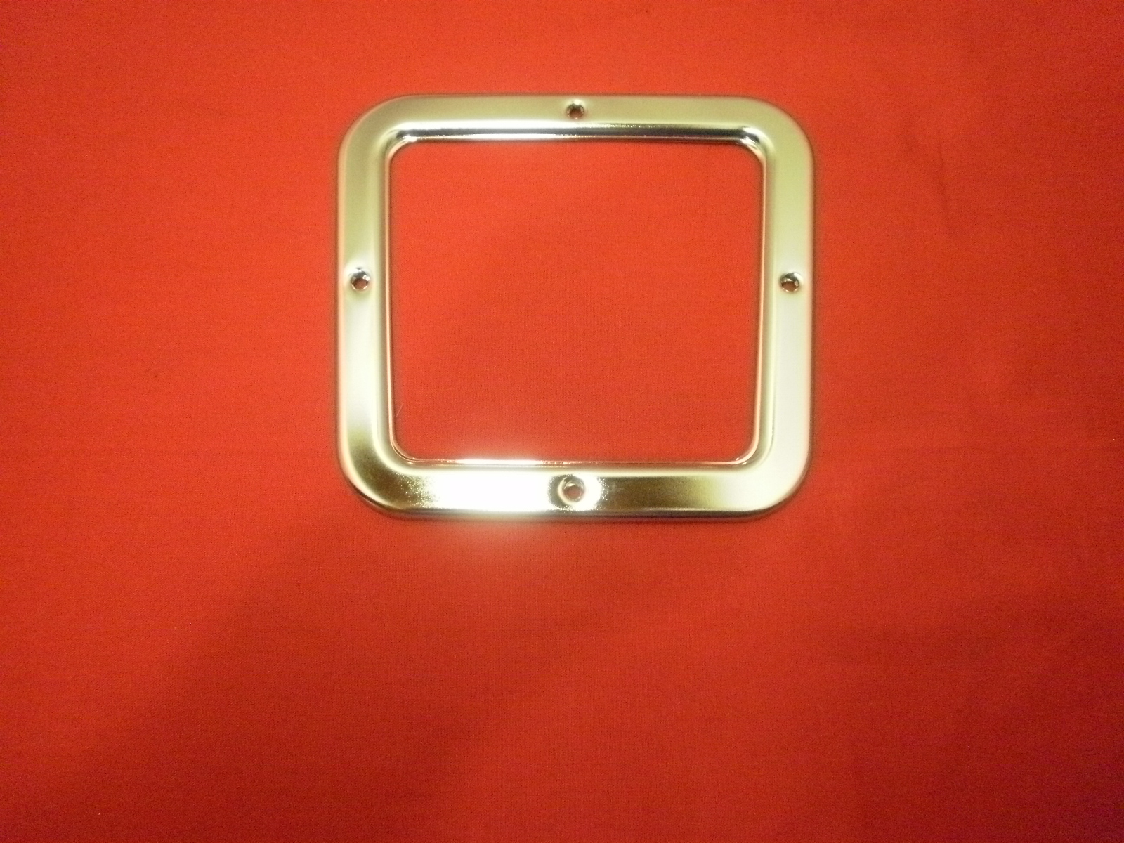 70-81 Camaro/Firebird Shifter Boot Retainer (Chrome) (R)