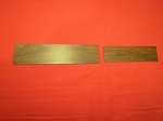 70-72 Cutlass Console Inserts (Rosewood)