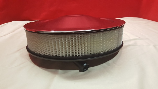 GM Open Element Air Cleaner
