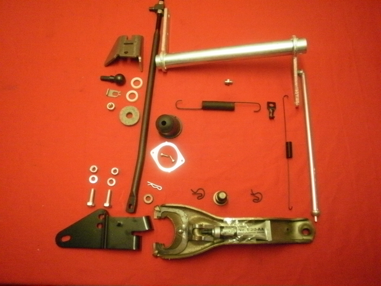 63 Corvette Clutch Release Linkage Kit