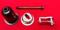 Manual Brake Push Rod Kit