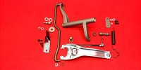 68-72 Olds A Body Clutch Linkage Kit (R)