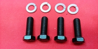Transmission to Bellhousing Bolts (Black Oxide)