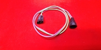 80-81 Vette Backup Light Extension Harness