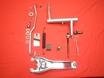 67 GTO Clutch Linkage Kit