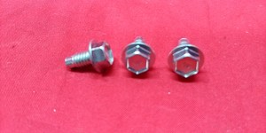 BOP Bellhousing Cover Bolts (Plated)